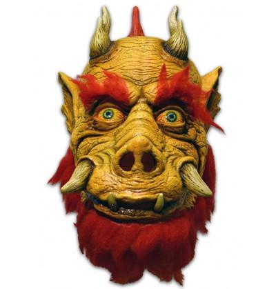 Máscara de Steve Caballero Dragon para adulto