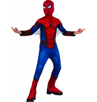 disfraz de spiderman homecoming classic para nio