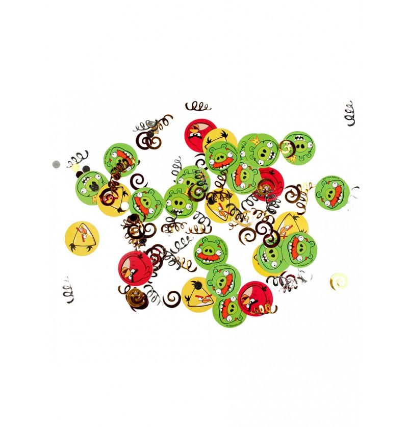 Bolsa de confeti de Angry Birds