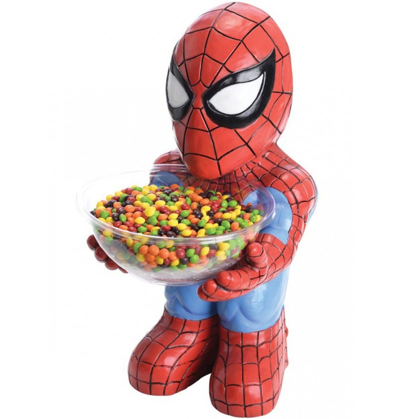 Porta caramelos Spiderman Marvel