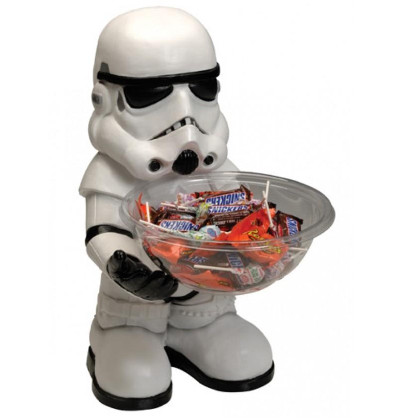Porta caramelos de Stormtrooper Star Wars
