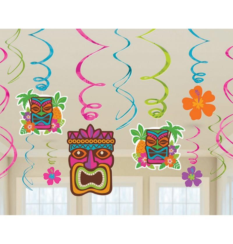 kit de decoracin colgante tiki hawi