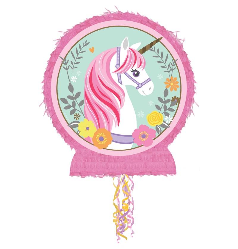 piata de princesa unicornio