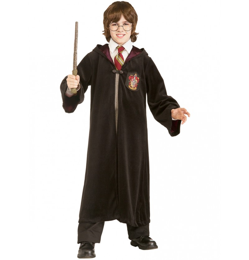 Túnica de Harry Potter premium infantil
