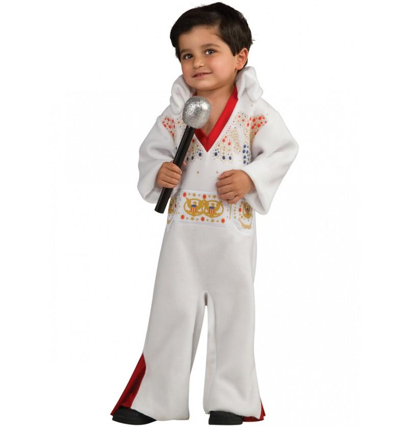 Disfraz de Elvis el rey para bebé