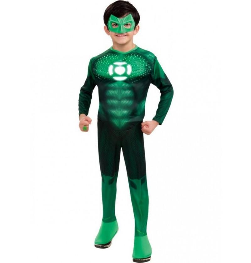 Disfraz de Hal Jordan para adolescente