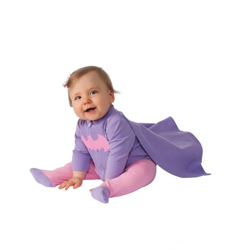 Disfraz de Batgirl DC Comics para bebé