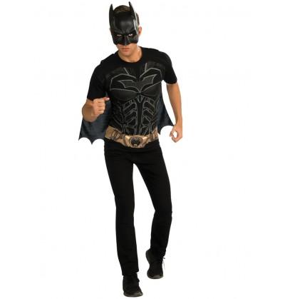 Kit disfraz de Batman el caballero de la noche DC Comics para hombre 5a9602f25196a