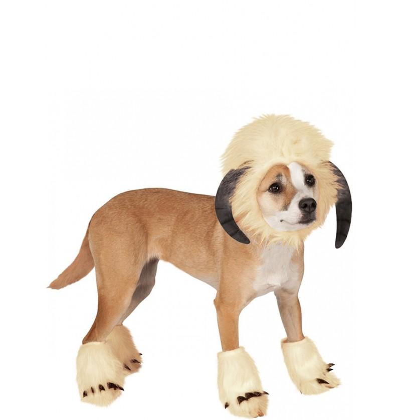 Disfraz de Wampa Star Wars para perro