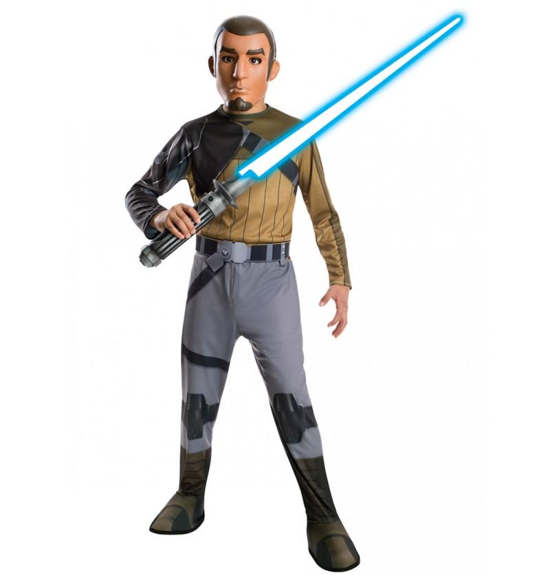 Disfraz Kanan Jarrus Star Wars Rebels para niño