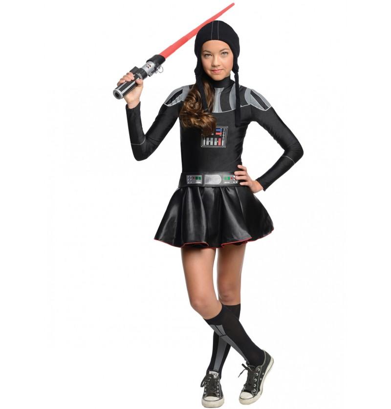 Disfraz de Darth Vader Star Wars para adolescente