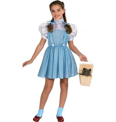 Disfraz de Dorothy deluxe El Mago de Oz para niña