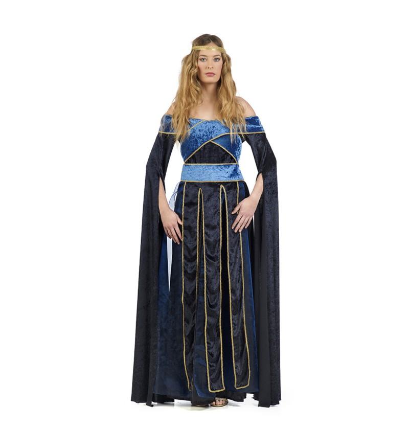disfraz de mara medieval para mujer