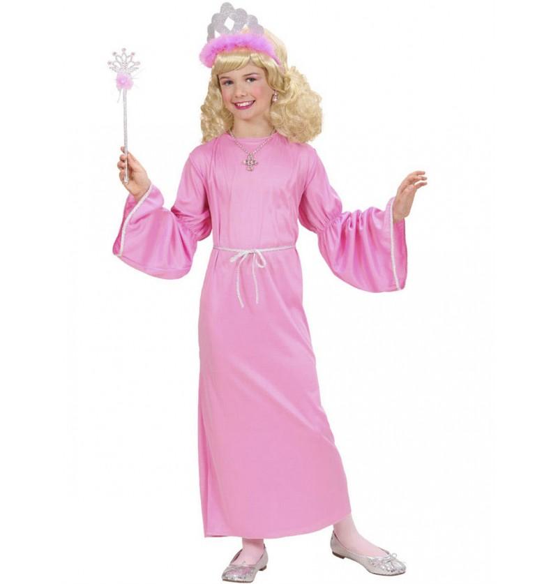 Disfraz de princesita rosa para niña