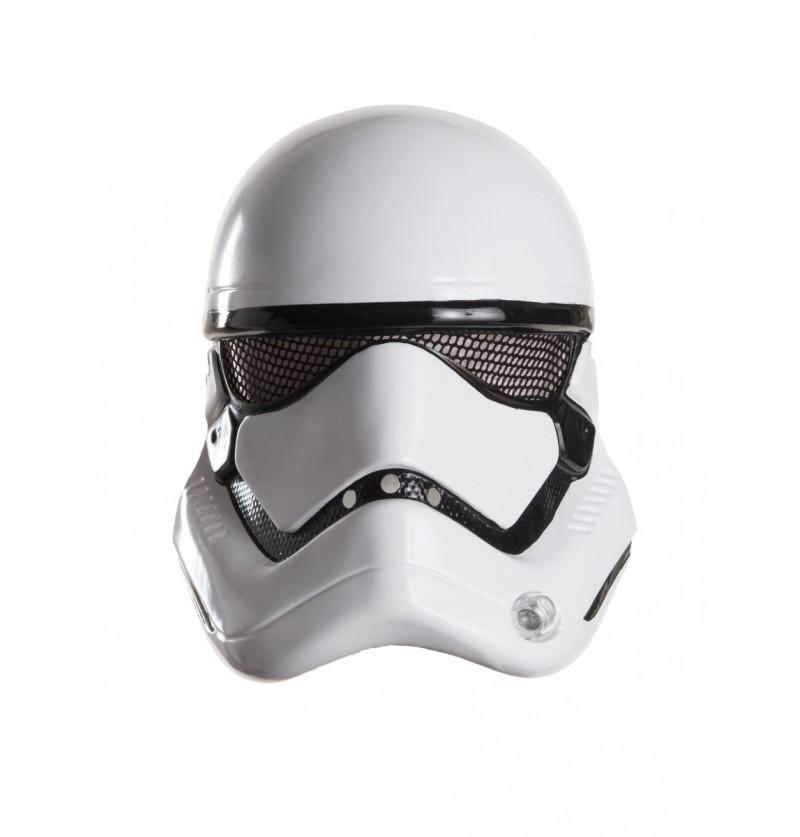 Máscara de Stormtrooper Star Wars Episodio 7 para niño