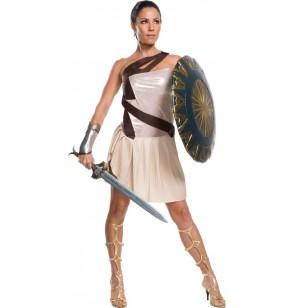 disfraz de wonder woman batalla en la playa para mujer