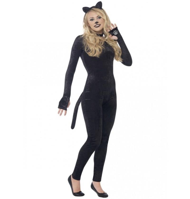Disfraz de gata seductora para mujer
