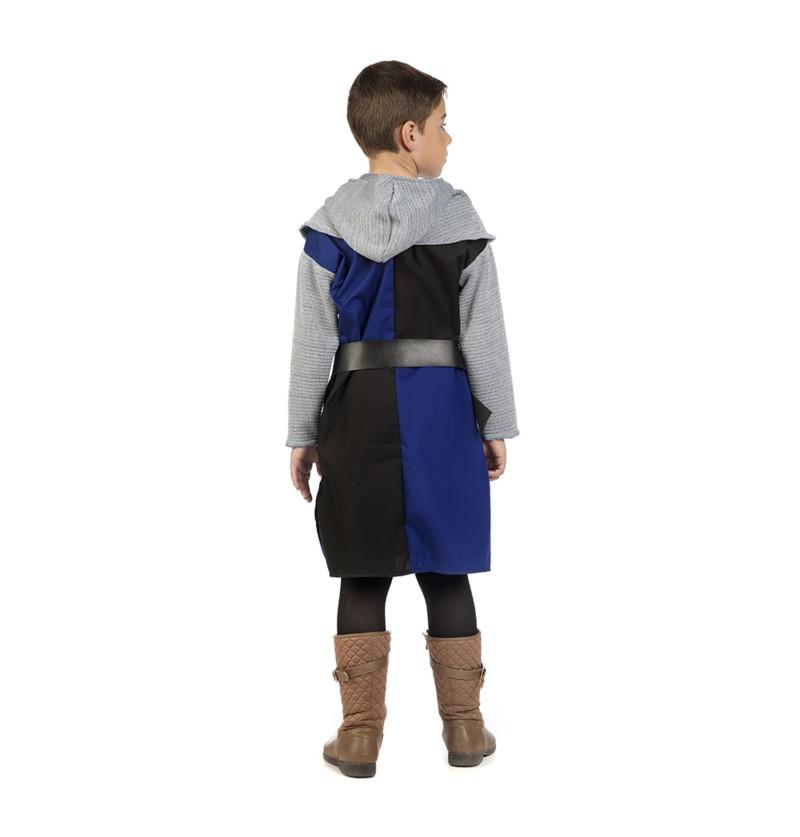 disfraz de caballero medieval roldn para nio