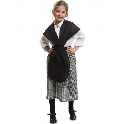 disfraz de pastora de beln para nia