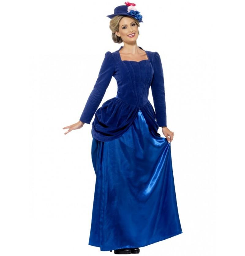 Disfraz de princesa victoriana para mujer