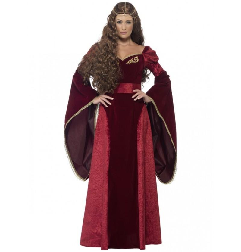 Disfraz de la realeza para mujer