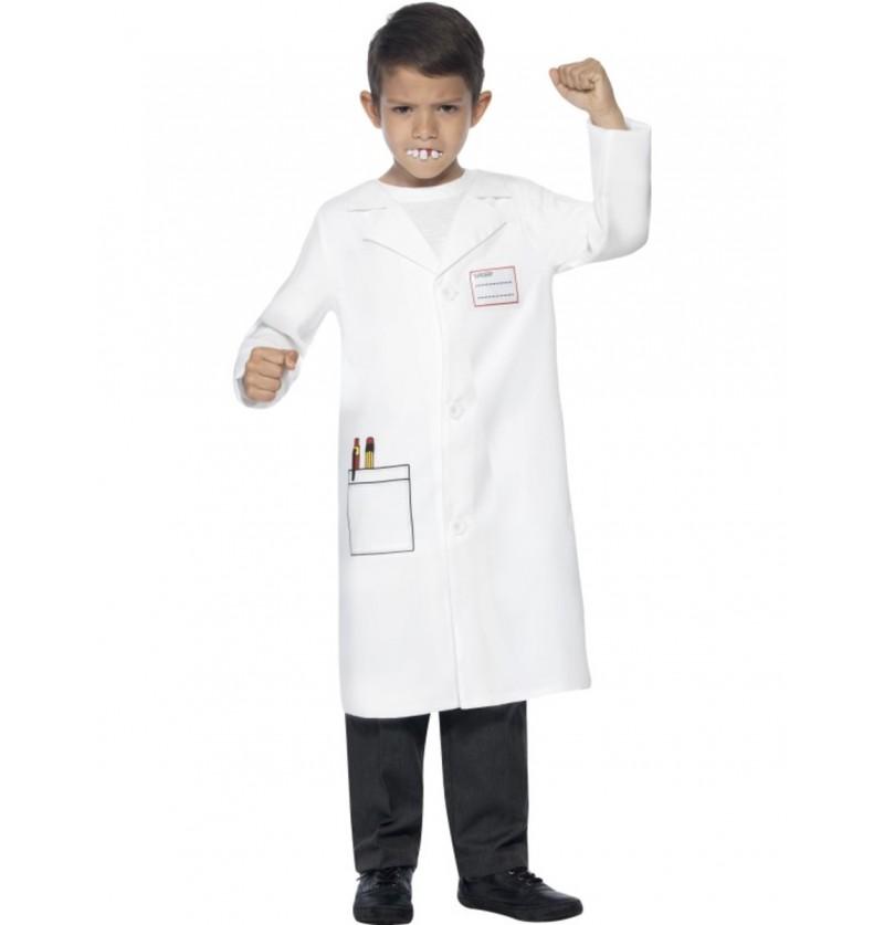 Disfraz de dentista para niño