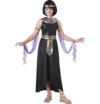 disfraz de cleopatra cautivadora para nia