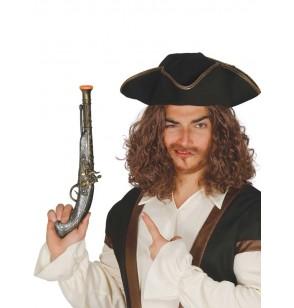 Pistola de pirata valiente