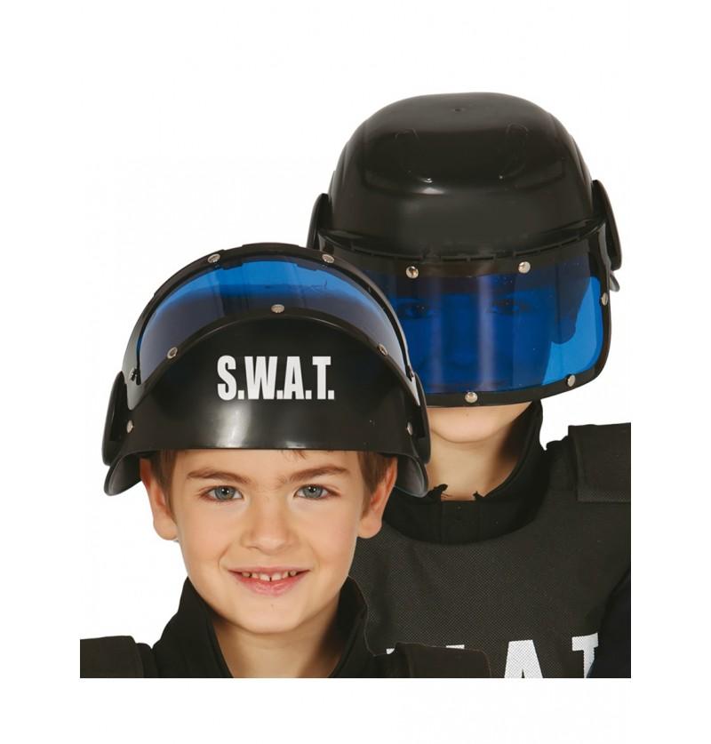 Casco S.W.A.T. para niño