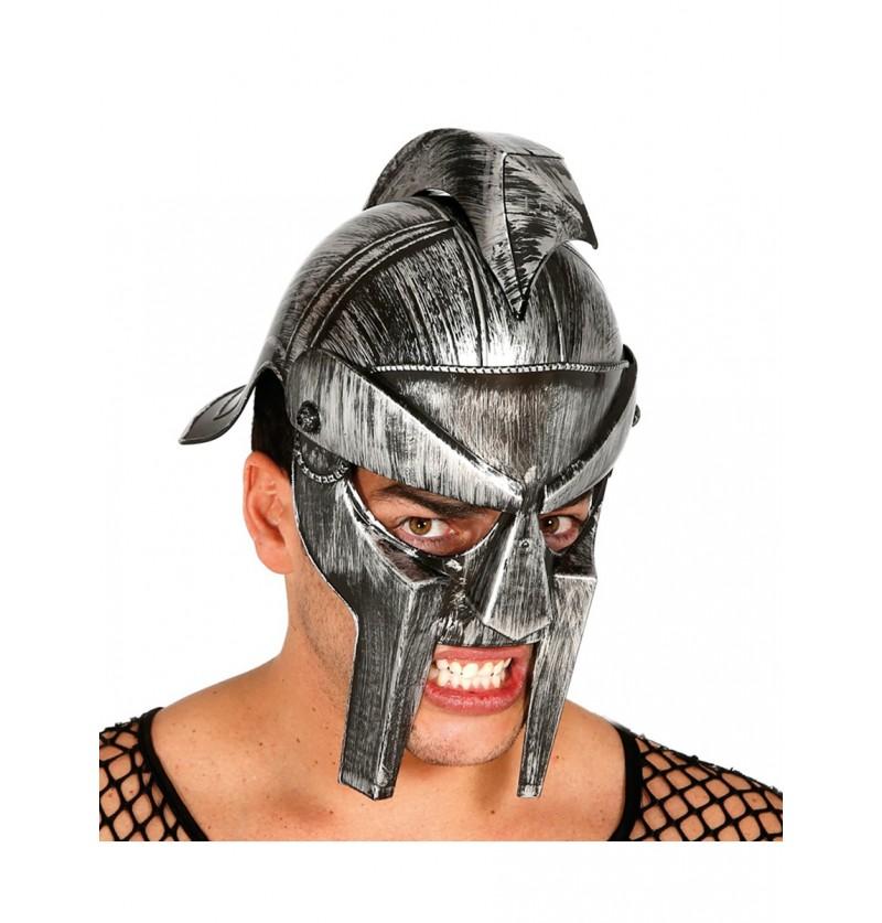 Casco de gladiador para hombre