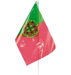 bandera de portugal de plstico