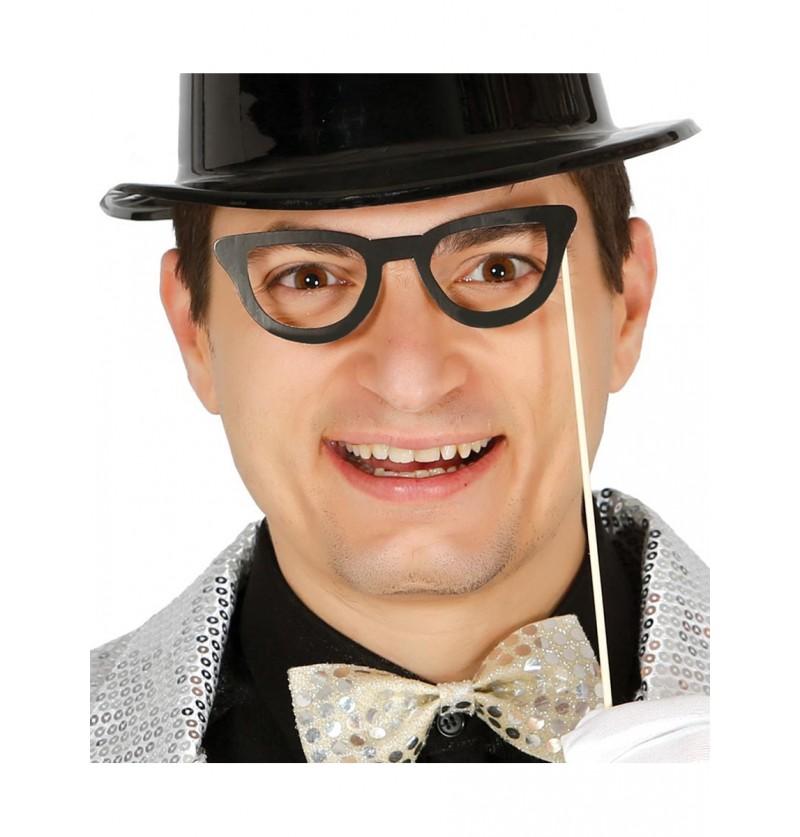 Set de 6 gafas con palo