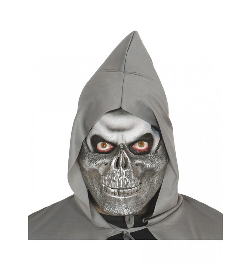 Media máscara de esqueleto secta