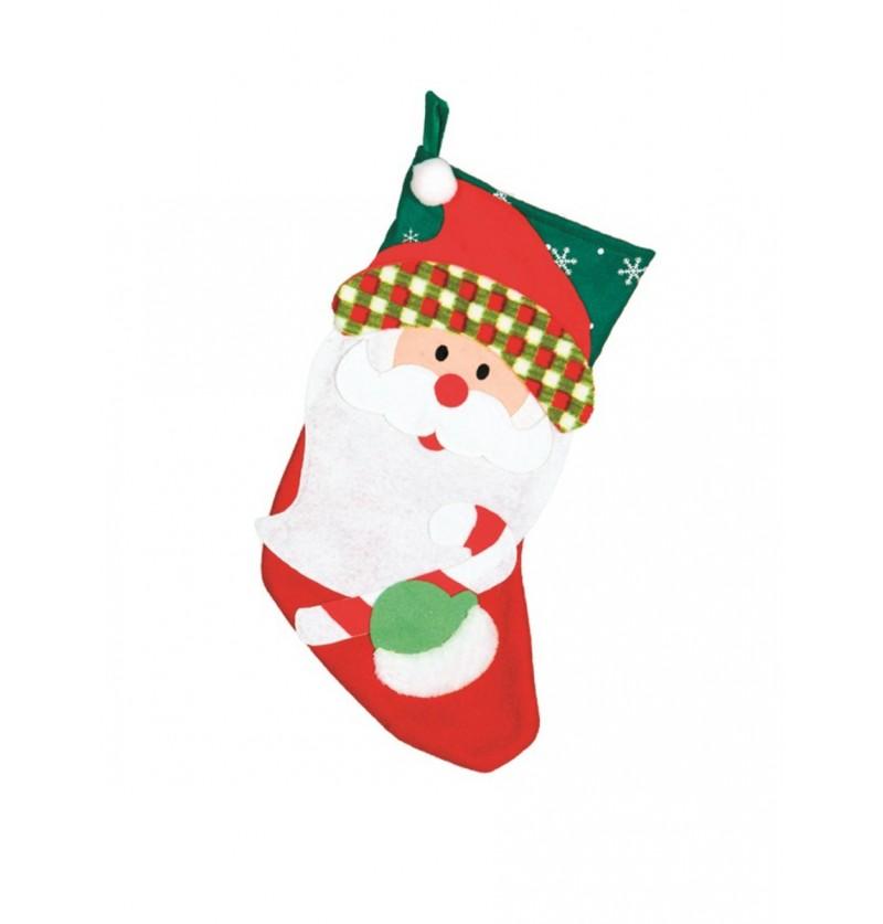 Bota de Papá Noel 46 cm