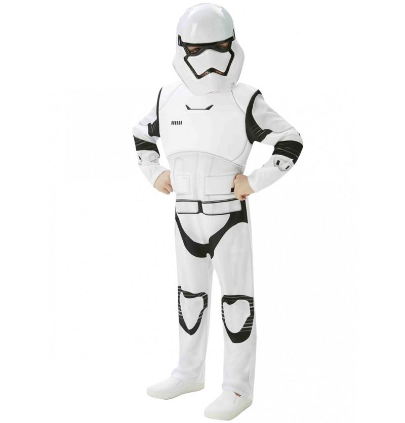 Disfraz de Stormtrooper Star Wars Episodio 7 deluxe para adolescente