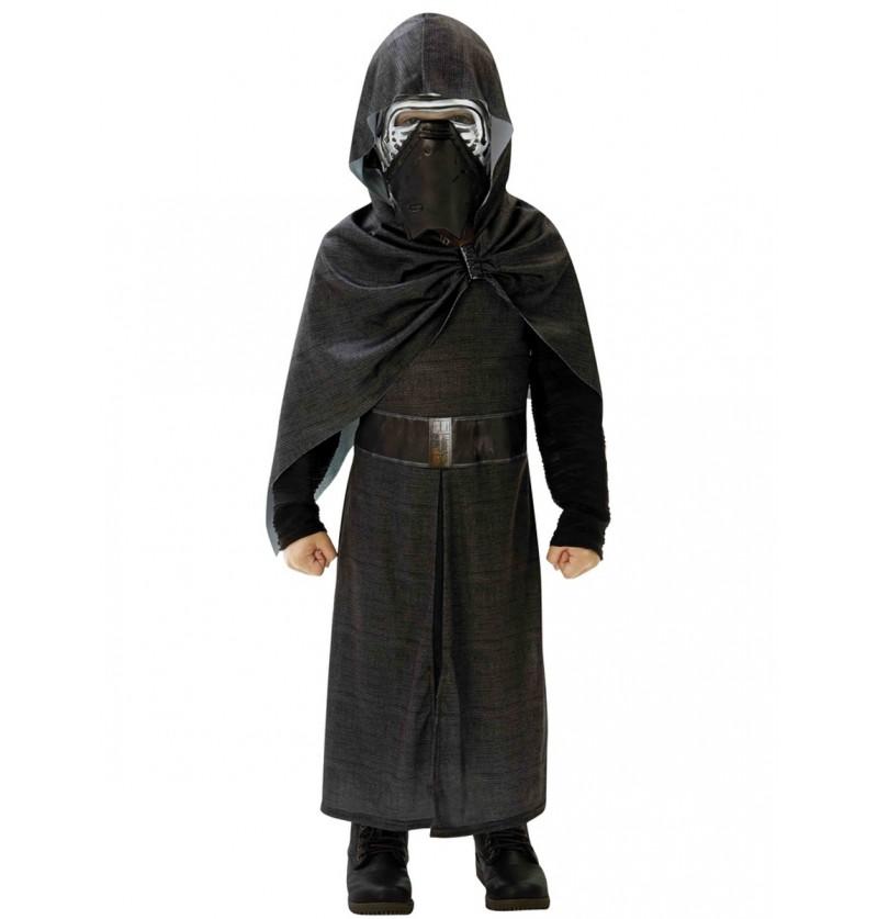 Disfraz de Kylo Ren Star Wars Episodio 7 deluxe para adolescente