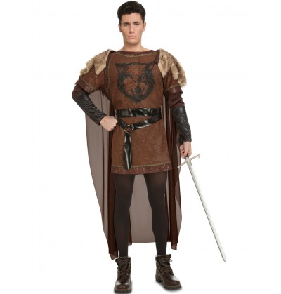 disfraz de seor del norte para hombre