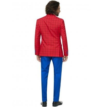 traje spiderman opposuit para hombre