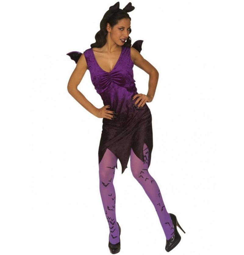 Disfraz de mujer murciélago tentadora para mujer
