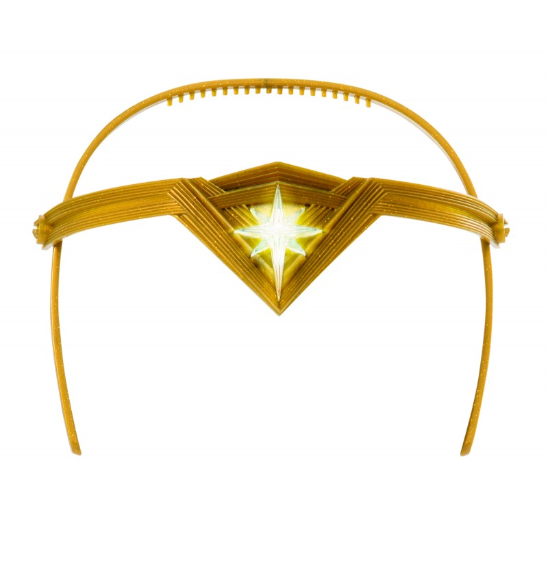 tiara de wonder woman para nia dc superhero girls