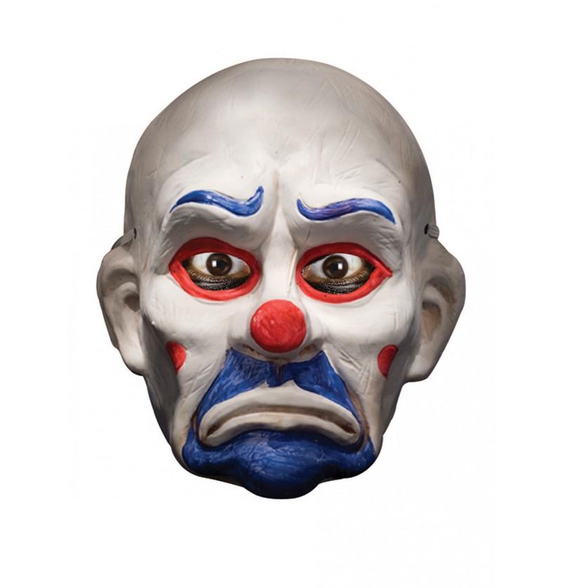 Máscara de payaso de Batman para niño