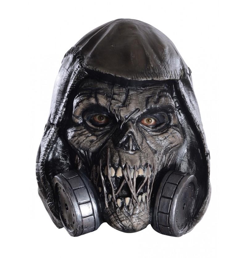 Máscara de Scarecrow de Batman deluxe para hombre