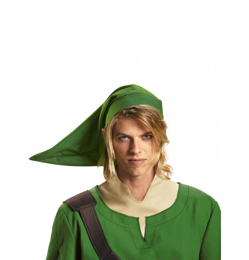 Sombrero de Link de La leyenda de Zelda para adulto