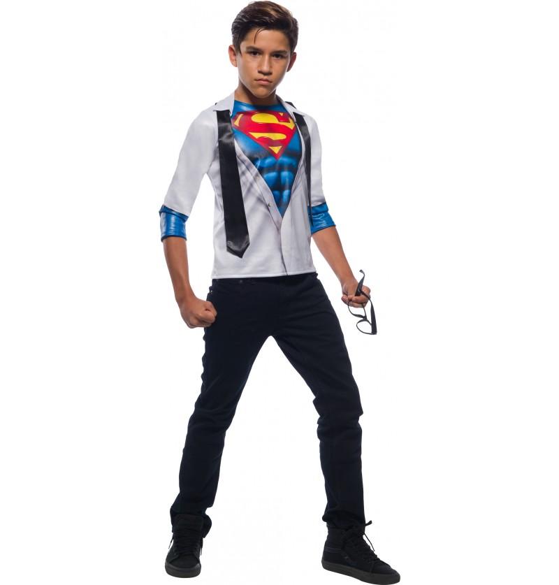 disfraz de superman para nio