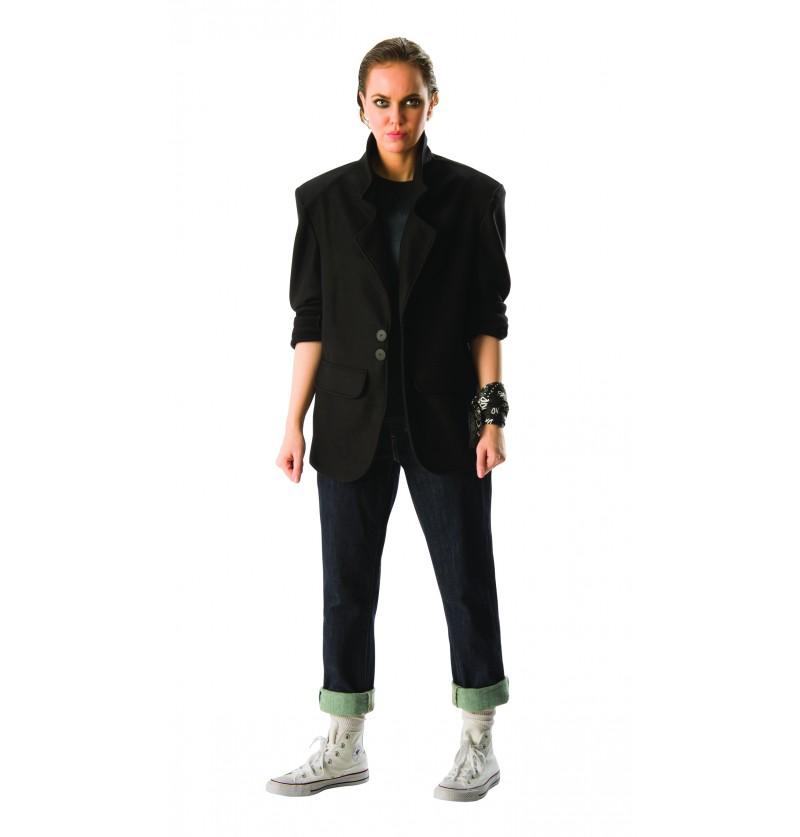 disfraz de eleven estilo punk para adulto stranger things