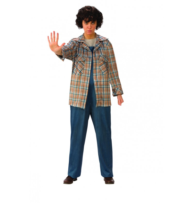 camisa de eleven para adulto stranger things
