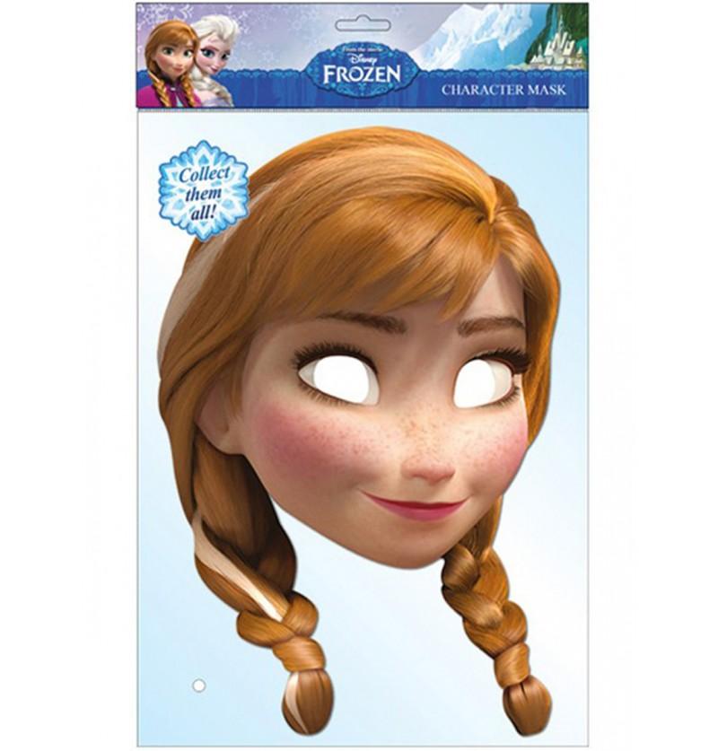 Máscara Anna Frozen