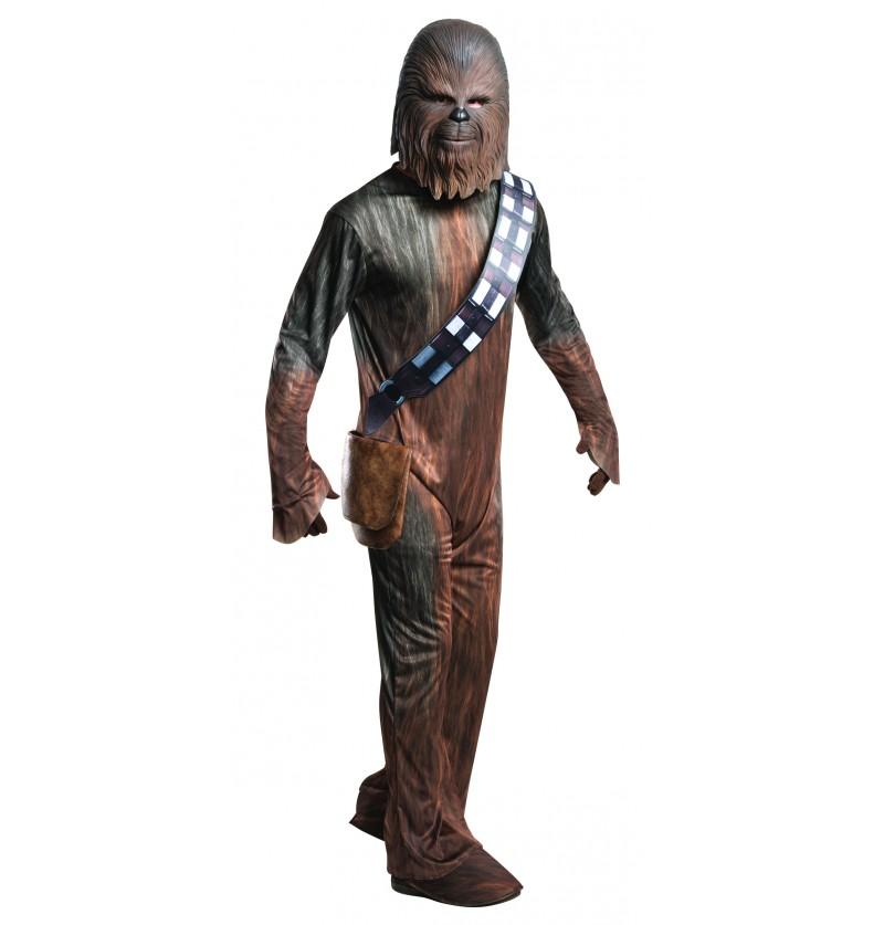 disfraz de chewbacca para hombre star wars