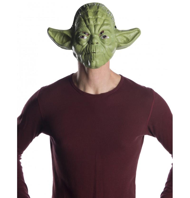 mscara de yoda classic para adulto star wars