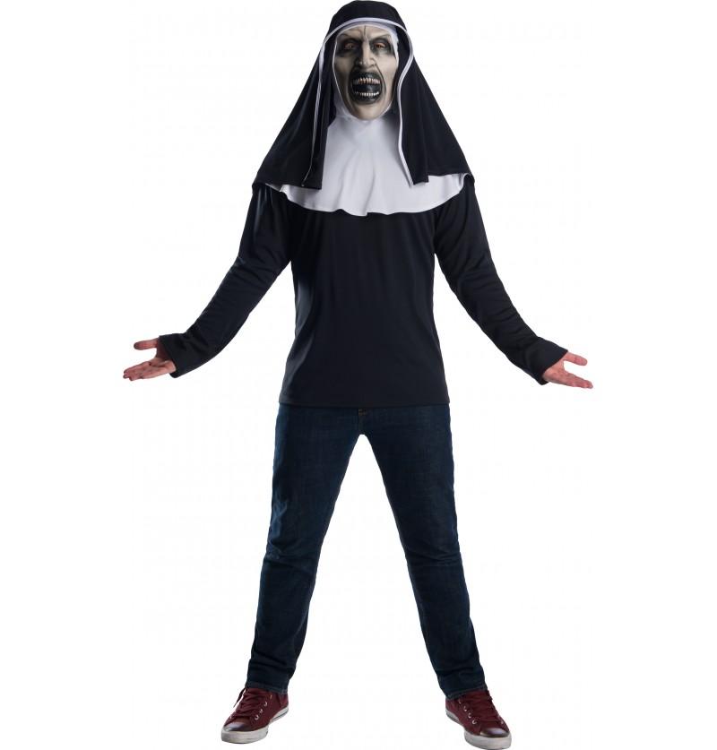 disfraz de la monja para adulto